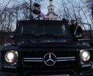 Mercedes-Benz Gelandewagen G63 Black Car in Benz Truck by Lil Peep (8)