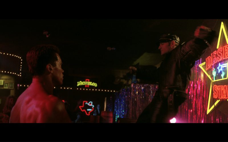 Michelob Beer Neon Sign in Terminator 3 Rise of the Machines (2)
