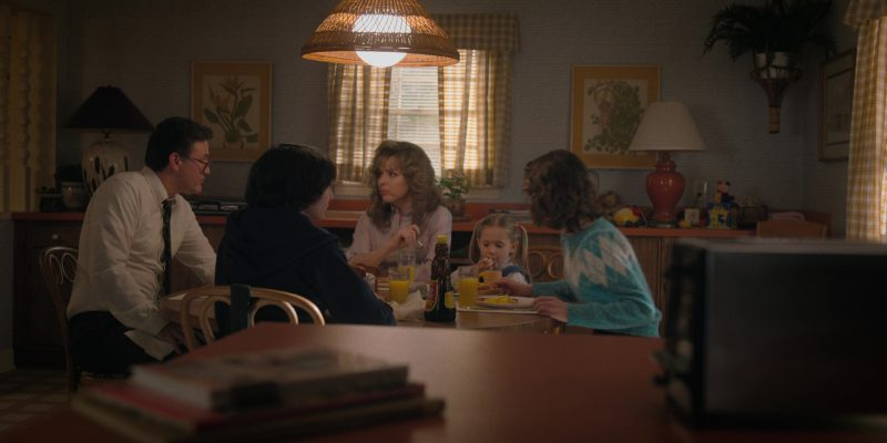 Mrs. Butterworth's Syrup in Stranger Things: Will the Wise (2017) TV Show Product Placement