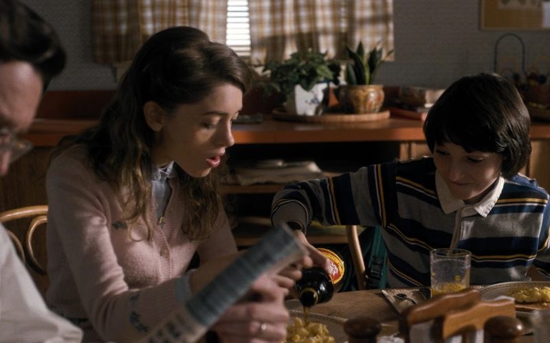 Mrs. Butterworth's Syrup in Stranger Things