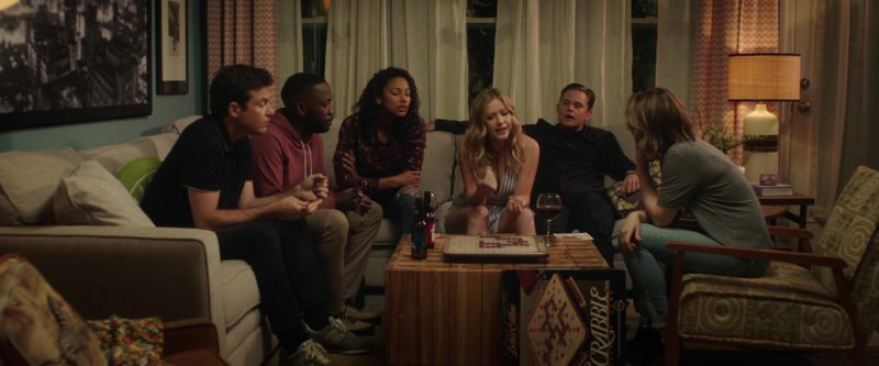 New Balance Sneakers Worn by Jason Bateman in Game Night (2018) - Movie Product Placement