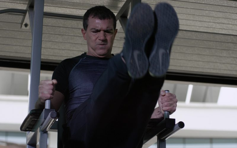 Nike Sneakers Worn by Antonio Banderas in Acts Of Vengeance (1)