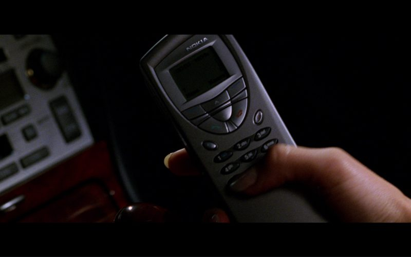 Nokia 9210 Communicator (Mobile Phone) Used by Kristanna Loken (T-X) in Terminator 3 Rise of the Machines (1)