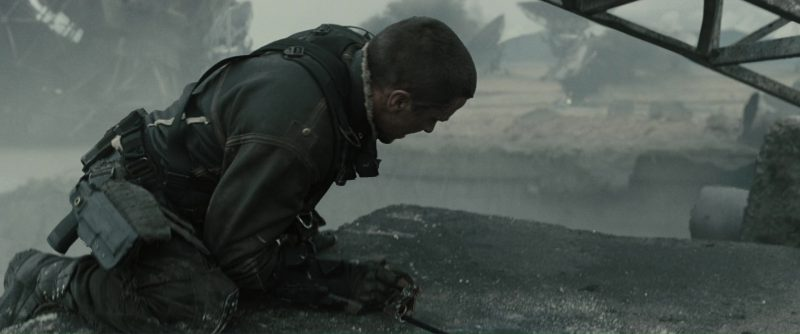 Oakley S.I. Assault Boots Worn by Christian Bale (John Connor) in Terminator Salvation (2009) Movie Product Placement