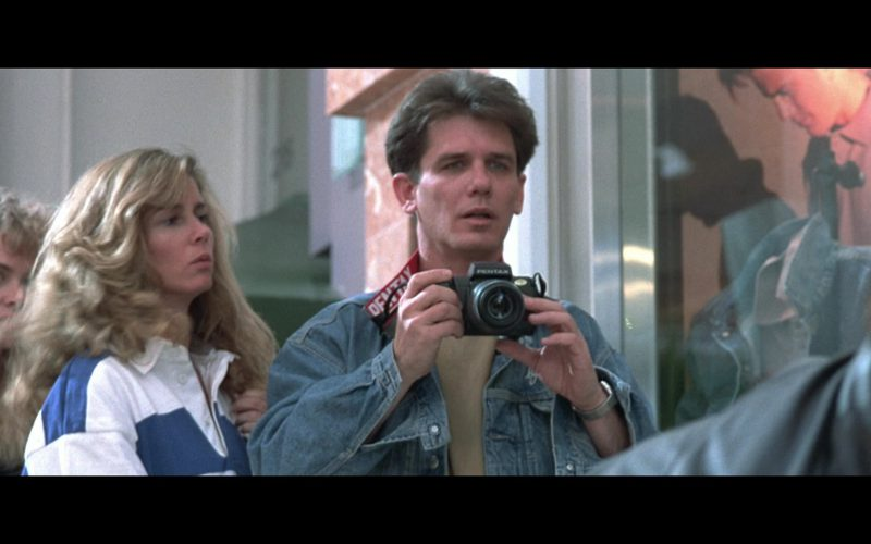 Pentax Photo Camera in Terminator 2 (1991)