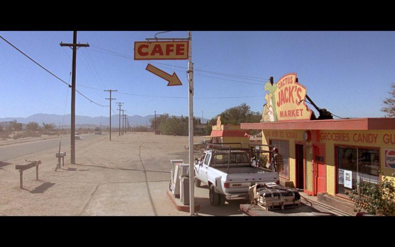 Pepsi Sign in Terminator 2 (1991)