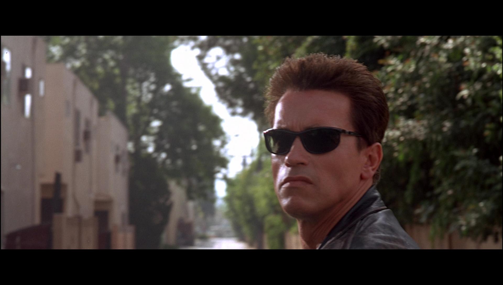 295e004f6c Persol Ratti 58230 Sunglasses Worn by Arnold Schwarzenegger in Terminator 2   Judgment Day (1991