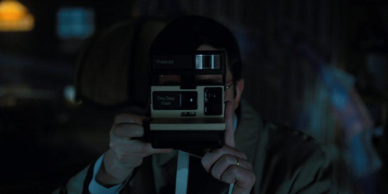 Polaroid Photo Camera In Stranger Things The Spy 2017