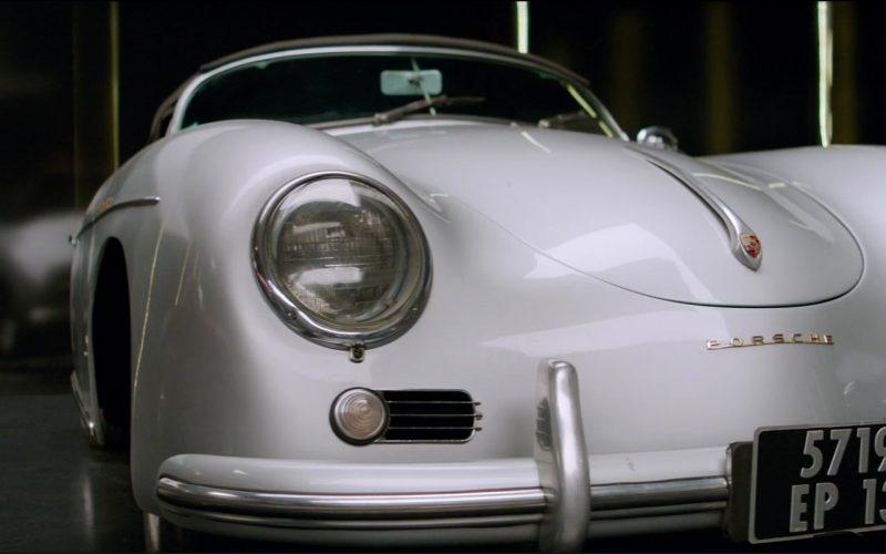 Porsche 356 A Speedster Car in Overdrive (1)