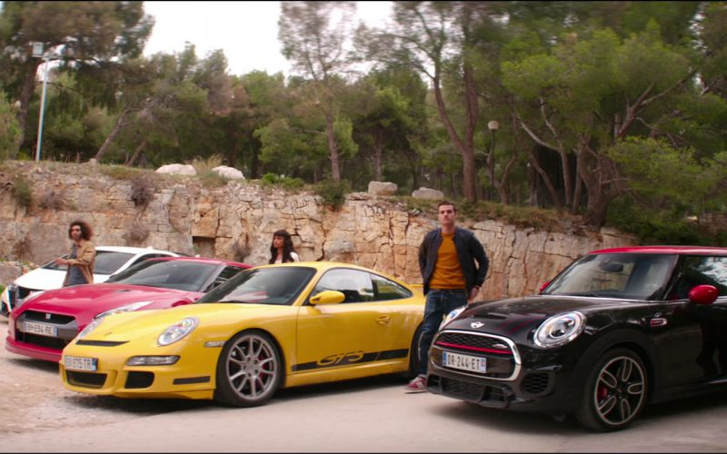 Porsche 911 GT3 [997], Nissan GT-R, MINI Cooper S JCW And Honda Civic Type-R Cars in Overdrive (2)
