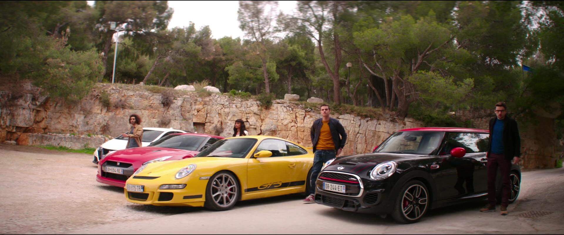 Porsche 911 Gt3 997 Nissan Gt R Mini Cooper S Jcw And Honda