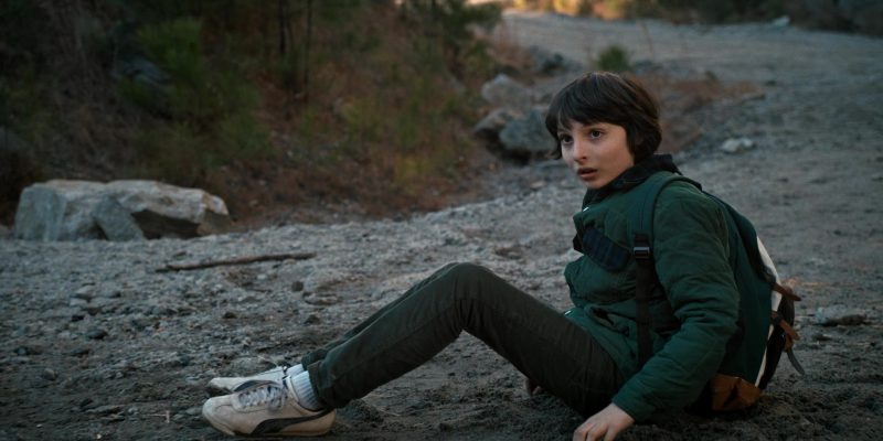 Puma Shoes Worn by Finn Wolfhard (Mike) in Stranger Things: The Monster (2016) - TV Show Product Placement
