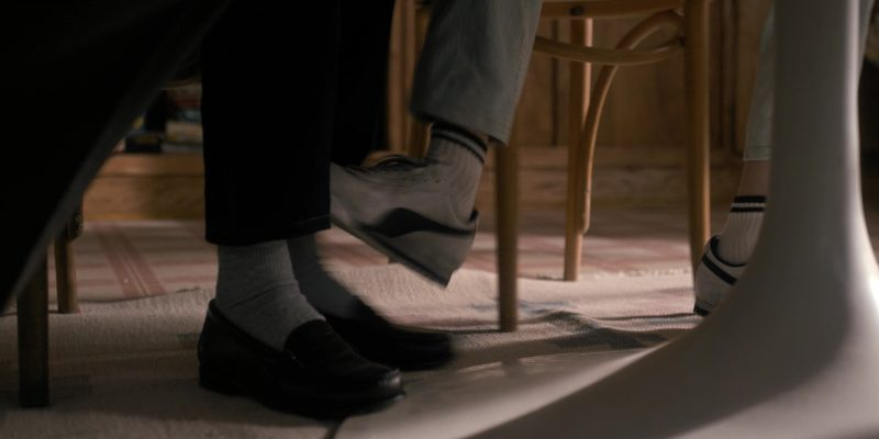 Puma Shoes Worn by Finn Wolfhard (Mike) in Stranger Things: The Weirdo on Maple Street (2016) TV Show Product Placement