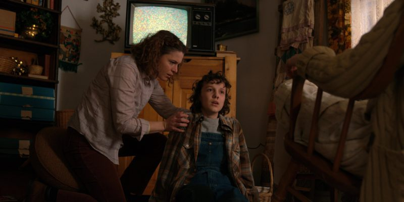 RCA TV in Stranger Things: The Lost Sister (2017) - TV Show Product Placement