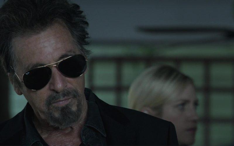 Ray-Ban Sunglasses Worn by Al Pacino in Hangman (1)