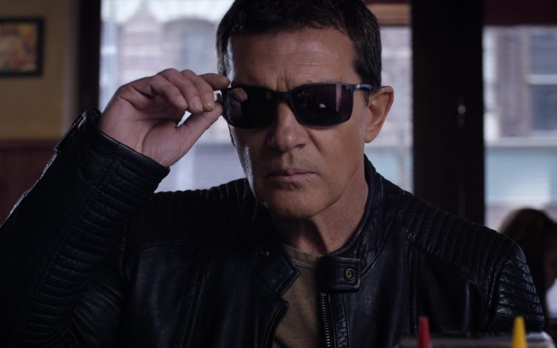 Ray-Ban Sunglasses Worn by Antonio Banderas in Acts Of Vengeance (3)