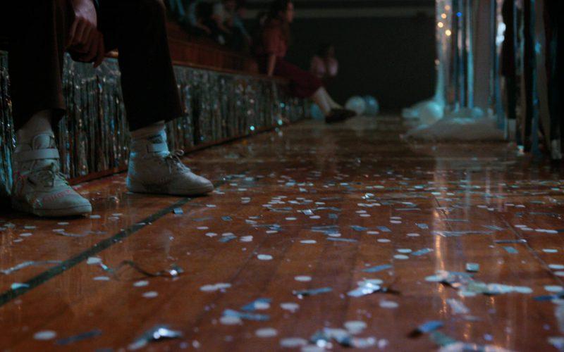 066c74b414a7 Reebok Ghostbusters Sneakers Worn by Gaten Matarazzo (Dustin) in Stranger  Things  The Gate (2017)