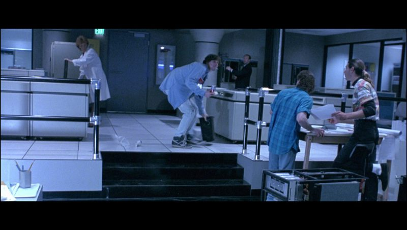Reebok Sneakers in Terminator 2: Judgment Day (1991) Movie Product Placement