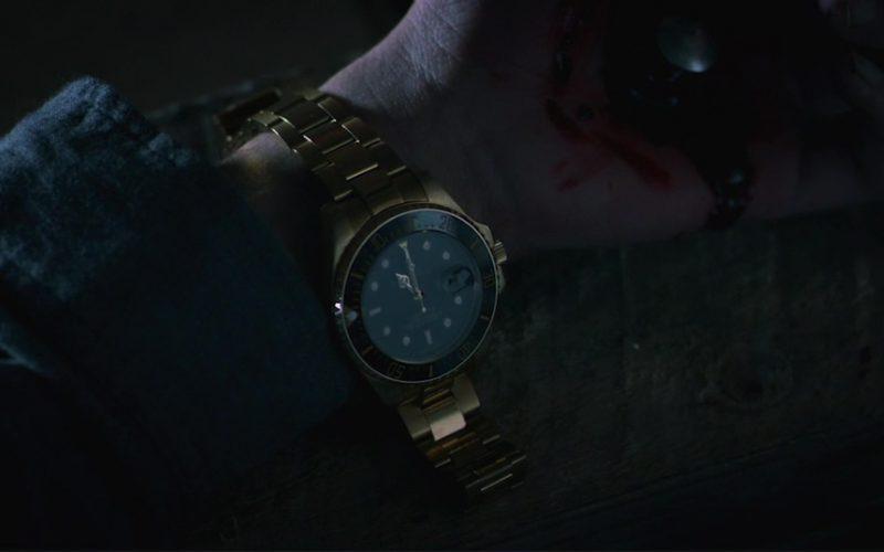 Rolex Watch in Hangman (2017)