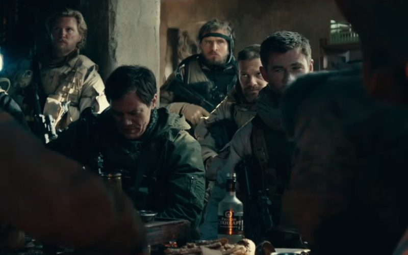 Russian Standard Vodka Bottle in 12 Strong