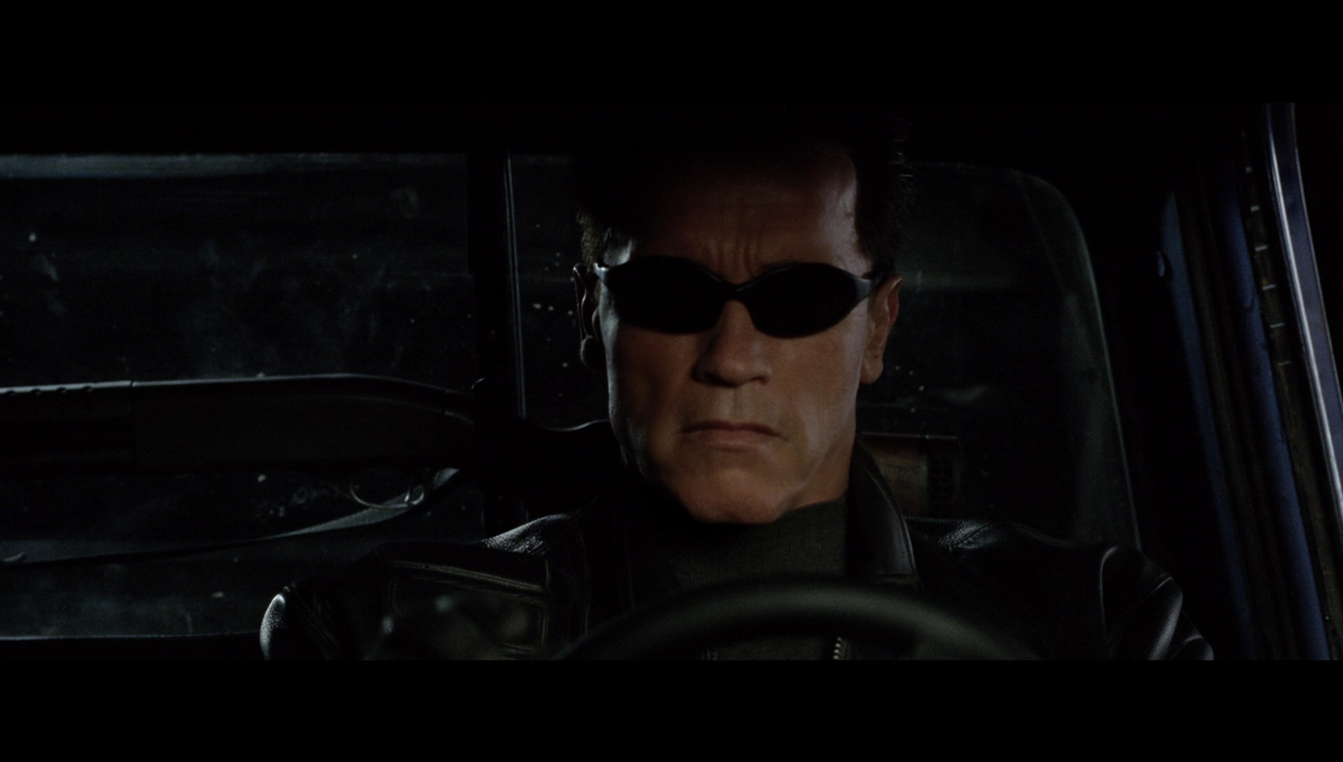aa3503e763 Sama Eyewear Custom Designed Sunglasses Worn by Arnold Schwarzenegger in  Terminator 3  Rise of .
