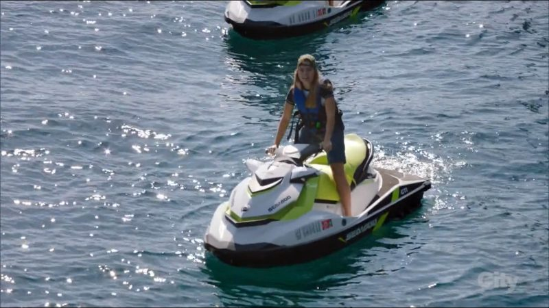 Sea-Doo Watercraft in Modern Family: Lake Life (2017) - TV Show Product Placement