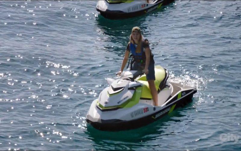 Sea-Doo Watercraft in Modern Family