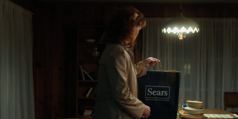 Sears in Stranger Things: The Mind Flayer (2017) TV Show Product Placement