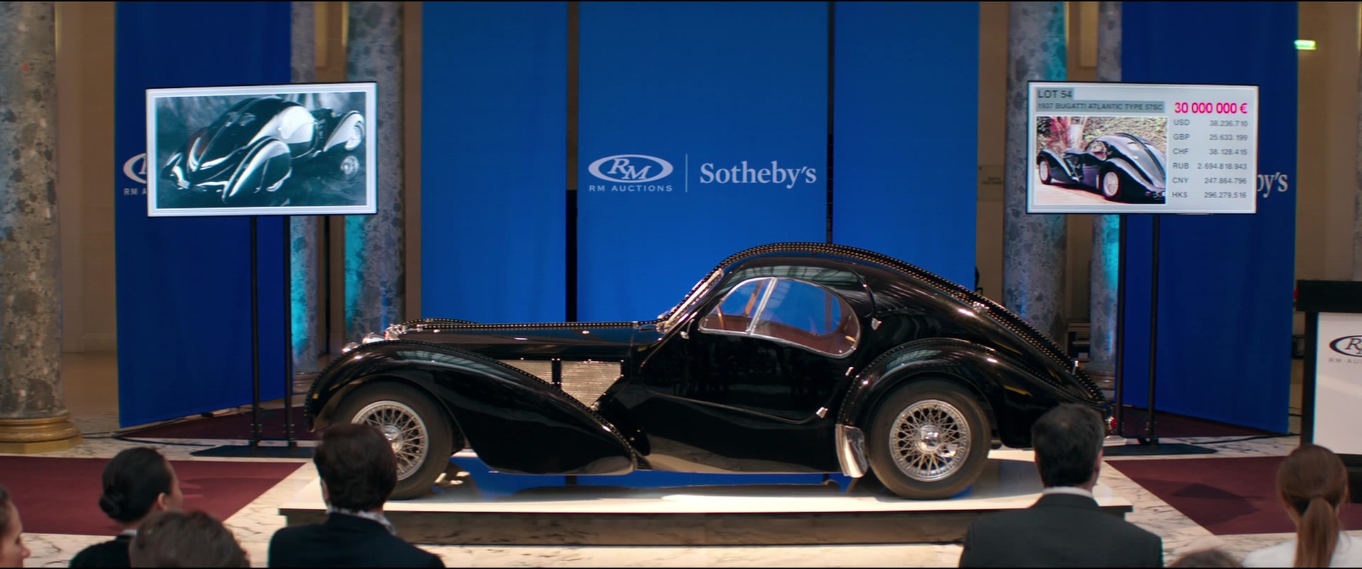 Sotheby S Car Auction In Overdrive 2017 Movie