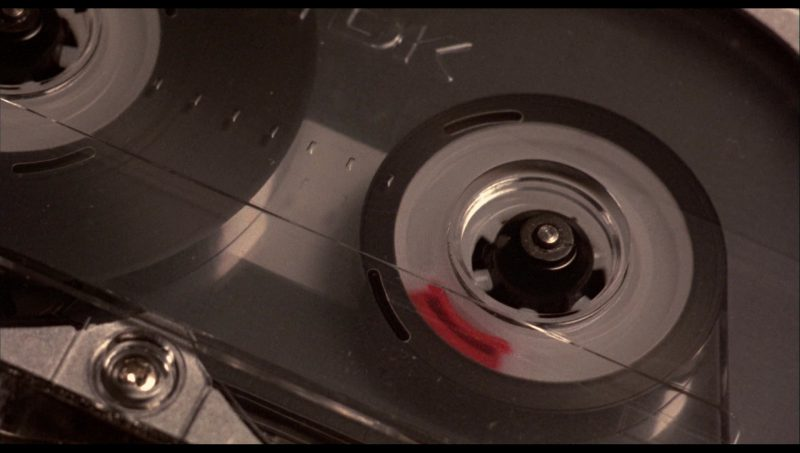 TDK Compact Cassette in The Terminator (1984) Movie
