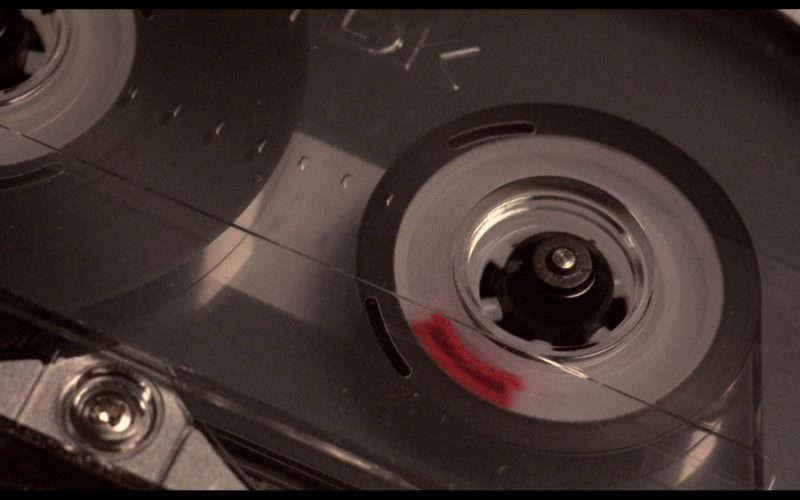 TDK Compact Cassette in The Terminator