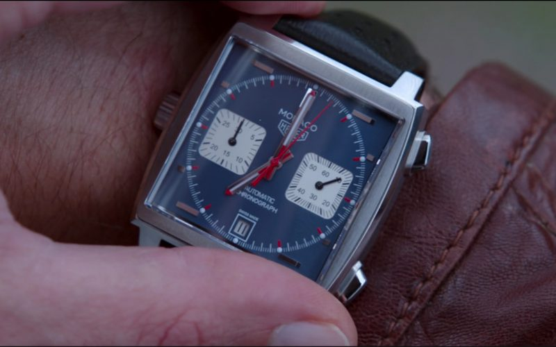 Tag Heuer Monaco Watch Used by Scott Eastwood in Overdrive (3)