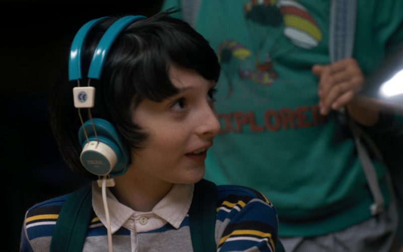 Telex Headsets Used by Finn Wolfhard (Mike) in Stranger Things (1)