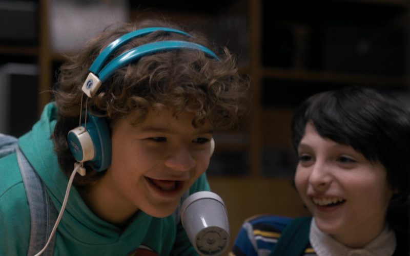 Telex Headsets Used by Gaten Matarazzo (Dustin) in Stranger Things (1)