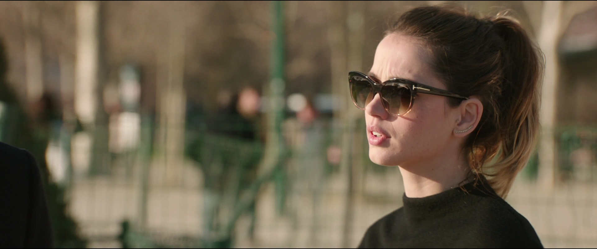 tom ford sunglasses worn by ana de armas in overdrive