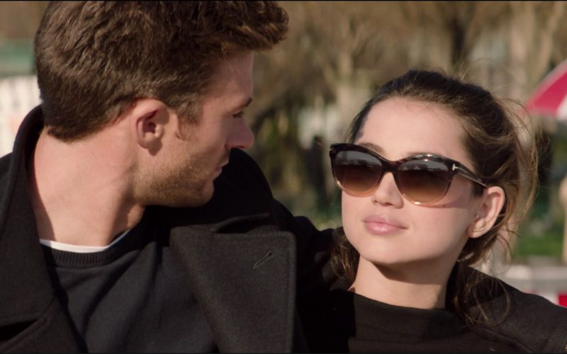 Tom Ford Sunglasses Worn by Ana de Armas in Overdrive (7)