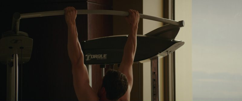 Torque Fitness Training Systems Used by James Dornan (Christian Grey) in Fifty Shades Darker (2017) - Movie Product Placement