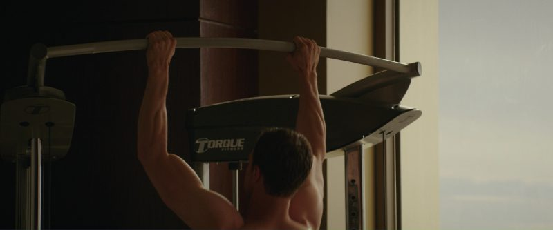 Torque Fitness Training Systems Used by James Dornan (Christian Grey) in Fifty Shades Darker (2017) Movie Product Placement