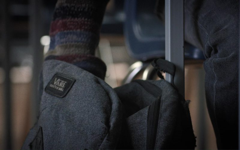 Vans Backpack Used by Artin John in Death Note (2017)