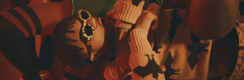 Versace Sunglasses Worn By Swae Lee in Perplexing Pegasus by Rae Sremmurd (2017) Official Music Video Product Placement