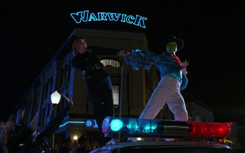 Warwick Hotel in The Mask (1)