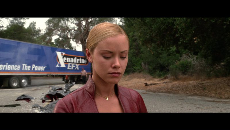 Xenadrine EFX (Weight Loss Supplement) Truck in Terminator 3: Rise of the Machines (2003) - Movie Product Placement