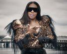 YSL Sunglasses Ronald van der Kemp Jacket Leopard Print Jacket Worn (1)