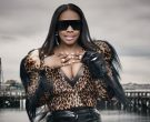 YSL Sunglasses Ronald van der Kemp Jacket Leopard Print Jacket Worn (10)