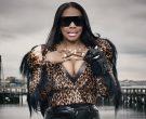 YSL Sunglasses Ronald van der Kemp Jacket Leopard Print Jacket Worn (11)
