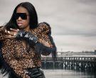 YSL Sunglasses Ronald van der Kemp Jacket Leopard Print Jacket Worn (6)