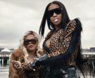 YSL Sunglasses Ronald van der Kemp Jacket Leopard Print Jacket Worn (8)