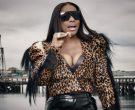 YSL Sunglasses Ronald van der Kemp Jacket Leopard Print Jacket Worn (9)