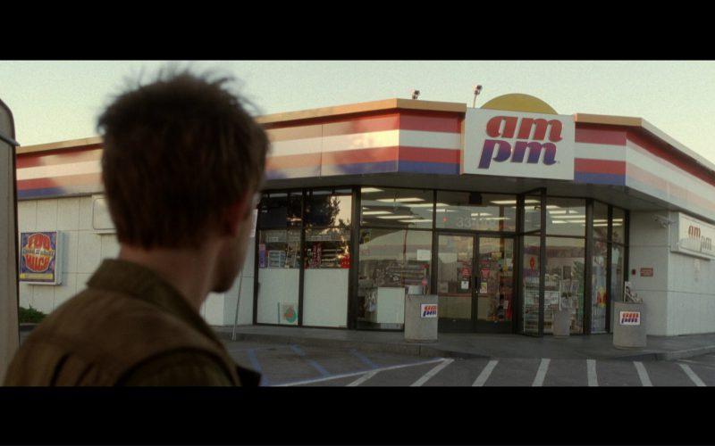 ampm Store in Terminator 3 Rise of the Machines
