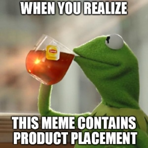 About Product Placement
